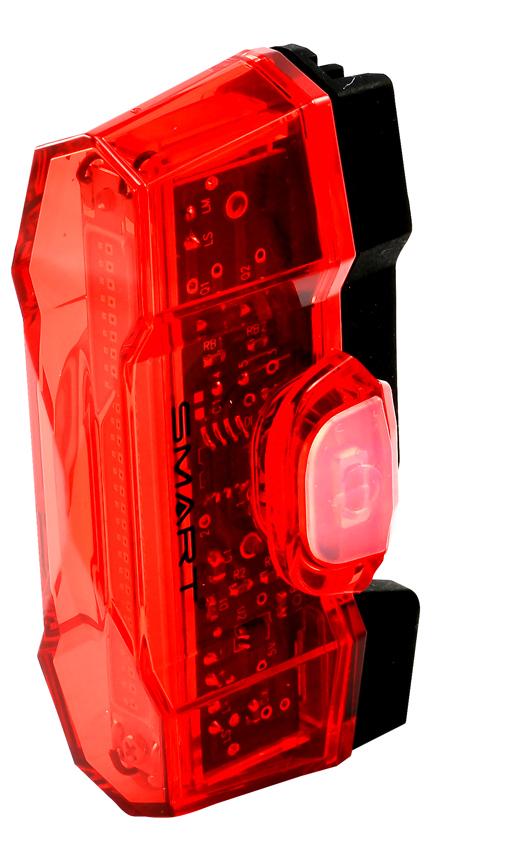 Smart Vulcan 100 lumen usb front light
